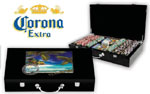 Corona Extra Casino Poker Chip Set
