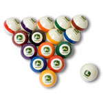 John Deere Billiard Ball Set