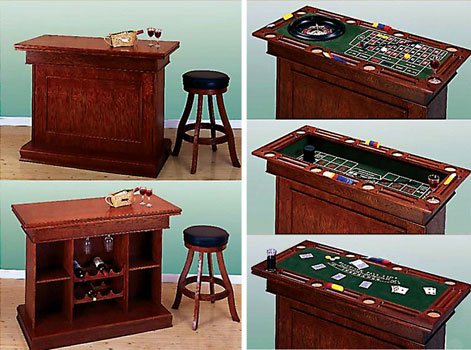 home casino games sets