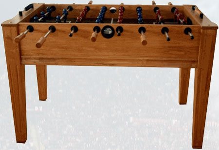 Premium Foosball Table Fat Cat Shaker