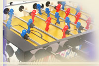 Foosball  babyfoot tables, Soccer tables