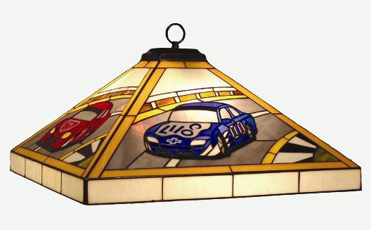 racing billiard light