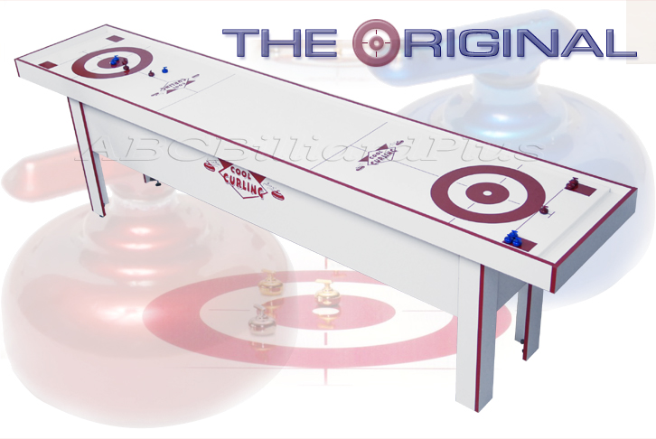 Table curling, curling tables