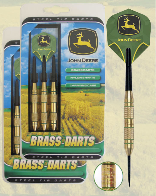 John Deere  darts set darts