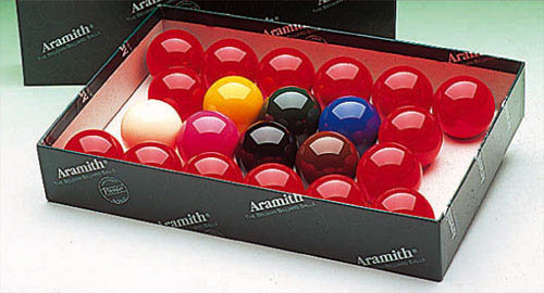 Aramith Snooker pool balls, Aramith Snooker billiard balls, Aramith Snooker balls