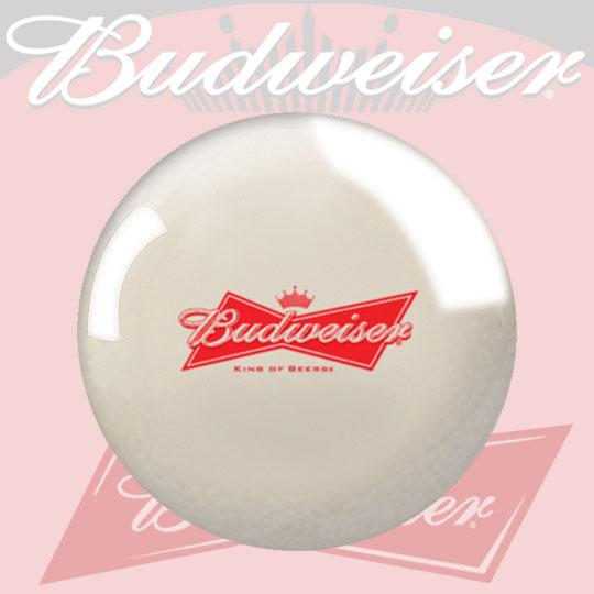 Budweiser Cue Ball