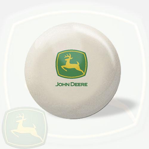 John Deere Cue Ball