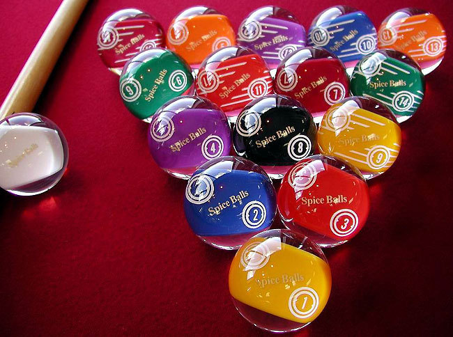 personalized clear pool balls clear billiard balls ebay